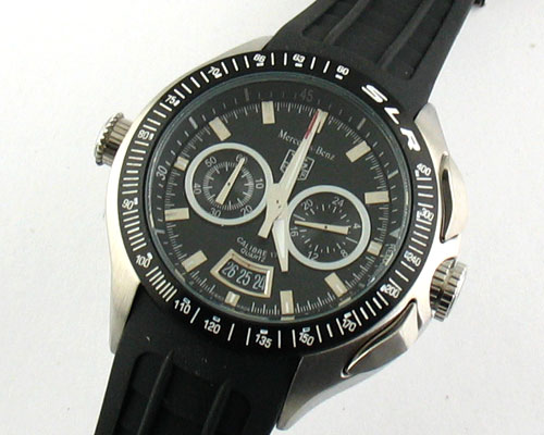 SLR CHRONOGRAPH QUARTZ -GRAND CARRERA CALIBRE -Ø 46mm