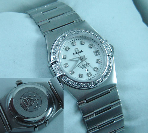 OMEGA CONSTELLATION LADY MINI 2 - Ø 22,5mm