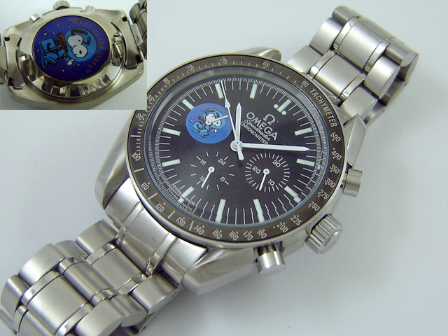 REPLICA OMEGA SPEEDMASTER SNOOPY