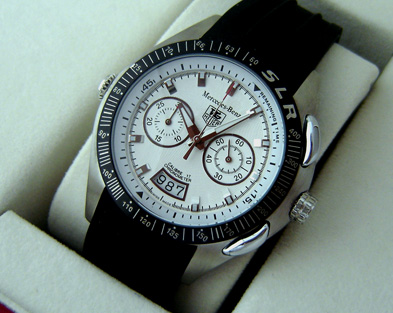 SLK CHRONOGRAPH QUARTZ WHITE (T42)