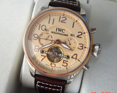 IWC PORTUGUESE TOURBILLON AUTOMATIC - Ø 47mm