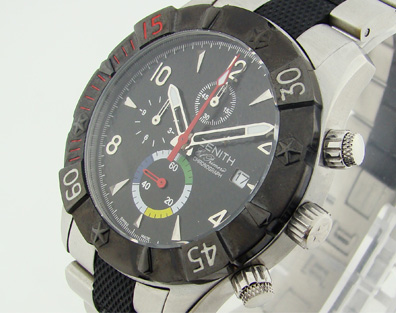 ZENITH CHRONOGRAPH QUARTZ 44mm. (Z1)