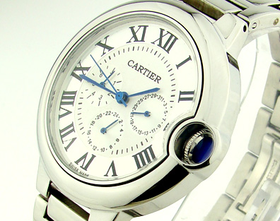 CARTIER BALLON BLEU 43mm. (CAR-17)