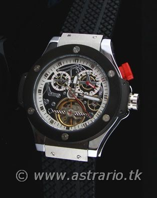 HUBLOT BIG BANG WHITE DIAL Ø45mm.