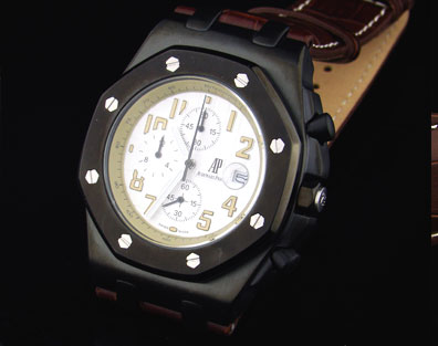 AUDERMARS PIGUET OFFSHORE QUARTZ CHRONOGRAPH 43mm.