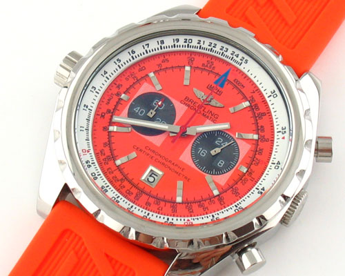 BREITLING CHRONOMATIC RED - Ø 47mm.