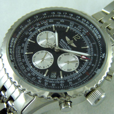 BREITLING NAVITIMER BLACK 40mm.