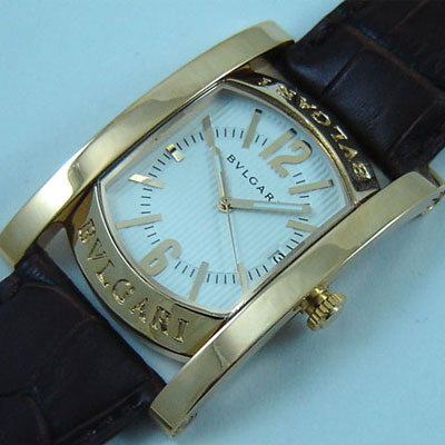 BULGARI ASSIOMA GOLD SQUARE