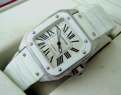 CARTIER SANTOS 100 AUTOMATIC 40mm (C50)