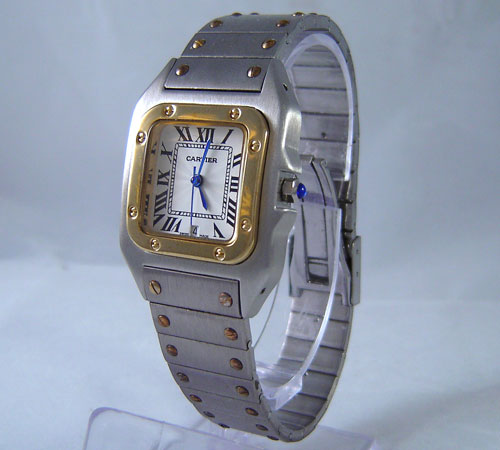 CARTIER SANTOS QUARTZ 24mm (C1L)
