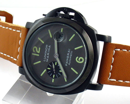 PANERAI LUMINOR GRAY DIAL Ø44mm