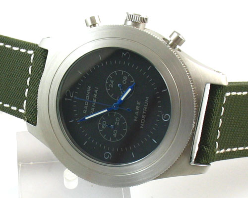 PANERAI BIG FACE GREEN DIAL Ø52mm