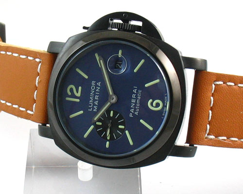 PANERAI LUMINOR MARINA PVD CASE Ø 44mm