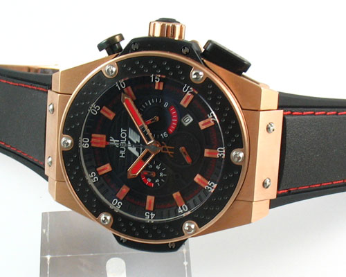 HUBLOT BIG BANG GOLD ROSE - Ø46mm.