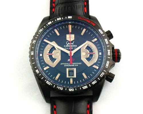 GRAND CARRERA CALIBRE 17 -Ø 44mm