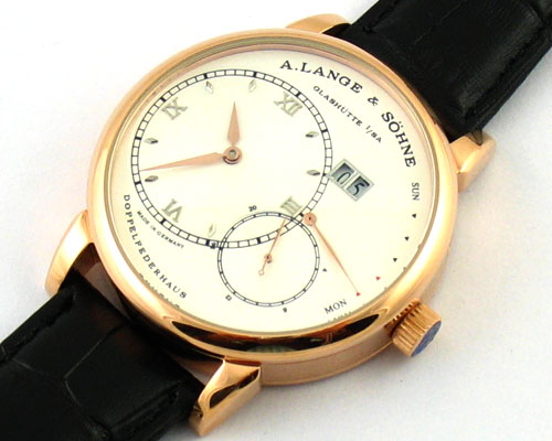 A.LANGE SOHNE Automatic - Ø44mm.
