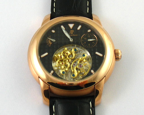 AUDERMARS PIGUET TOURBILLON  45mm.
