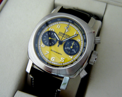 FERRARI AUTOMATIC CHRONOGRAPH 45mm (F20)