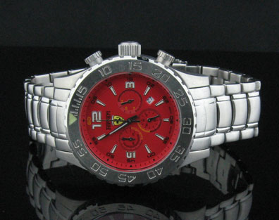 FERRARI QUARTZ CHRONOGRAPH 47mm (F23)