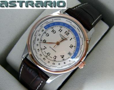 REPLICA LONGINES GMT AUTOMATIC -Ø 40mm.