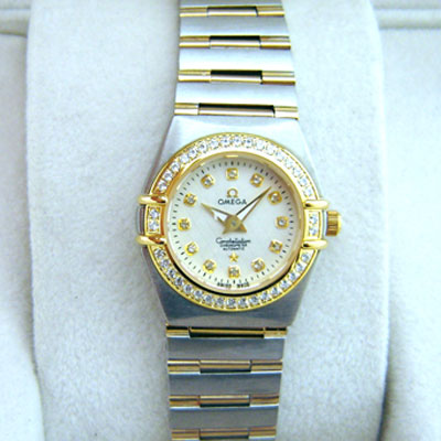 OMEGA CONSTELLATION LADY MINI I - Ø 22,5mm