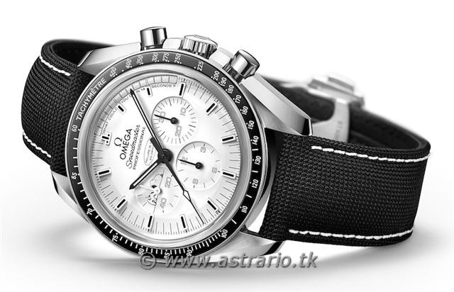OMEGA SPEEDMASTER SNOOPY AWARD CHRONOGRAPH QUARTZ Ø45mm.