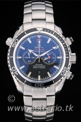 PLANET OCEAN CHRONOGRAPH QUARTZ 45MM