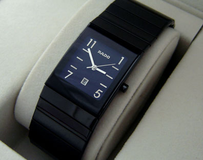 REPLICA RADO HIGH TECH BLACK CERAMIC