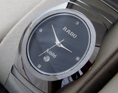 RADO JUBILE TUNGSTEN BLACK