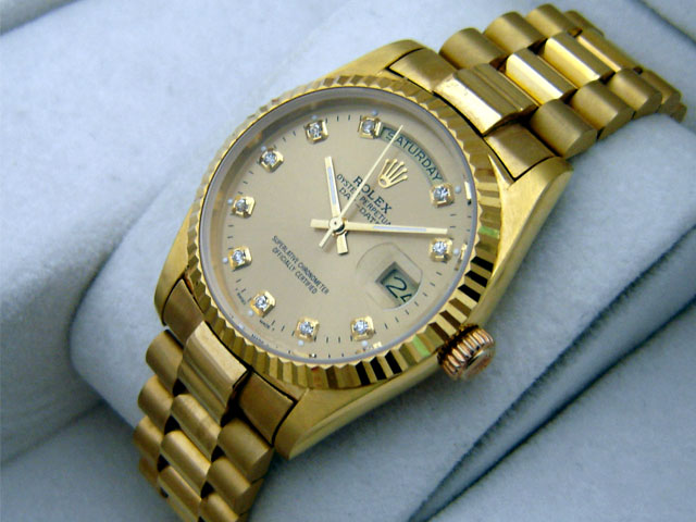 DAY DATE CLASSIC GOLD