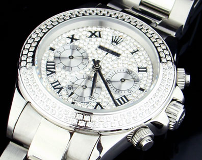 Replica Rolex DAYTONA DIAMONDS NEW MODEL