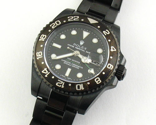 ROLEX GMT MASTER II PRO HUNTER- Ø 40mm