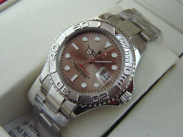ROLEX YACHTMASTER FOR LADY 31mm