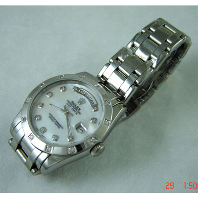 REPLICA ROLEX DAY-DATE STEEL