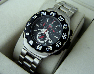 REPLICA TAG HEUER FORMULA CHRONOGRAPH QUARTZ 40mm