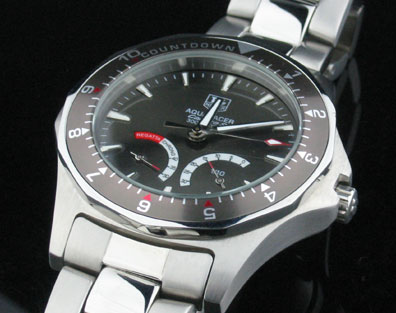 CARRERA CALIBRE 17 BLACK DIAL (T56)