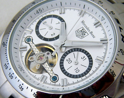 REPLICA TAG HEUER SLR TOURBILLON (T47)