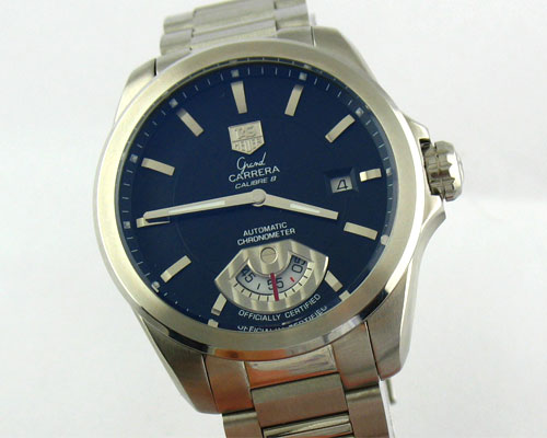TAG HEUER GRAN CARRERA  -Ø 42mm.