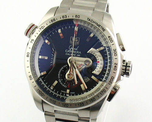 GRAND CARRERA CALIBRE 36.  Ø44mm