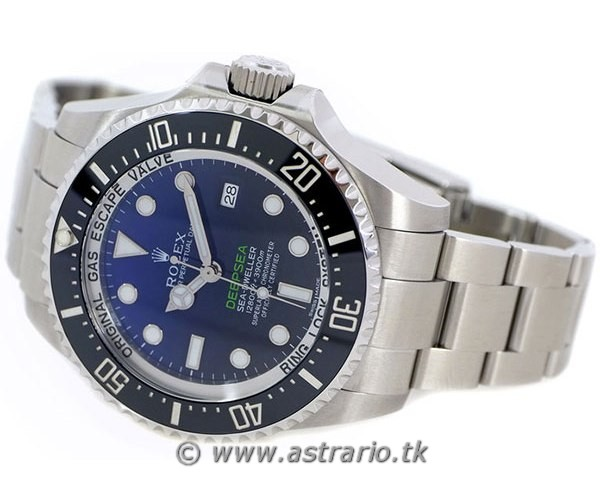 Rolex SEA DWELLER DEEPSEA D-BLUE  Mod. 116660 - Ø 44mm