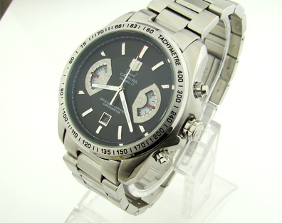 CARRERA CALIBRE 17 QUARTZ CHRONOGRAPH (T62)